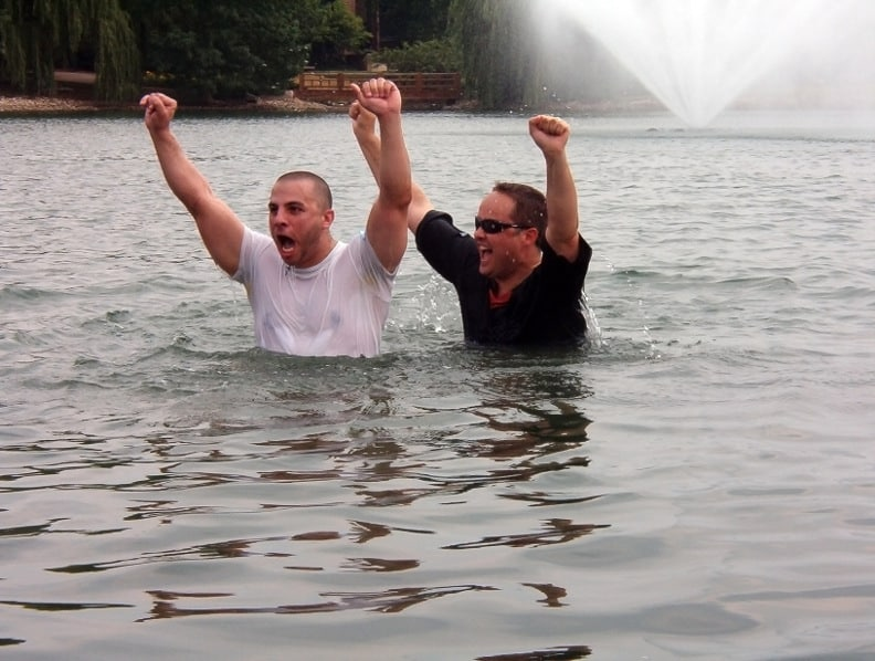 Water Baptism: Why?
