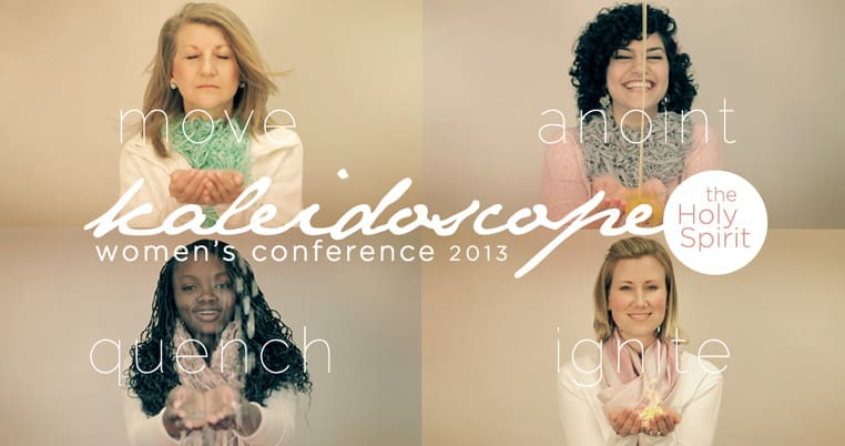 Kaleidoscope Women's Conference 2013