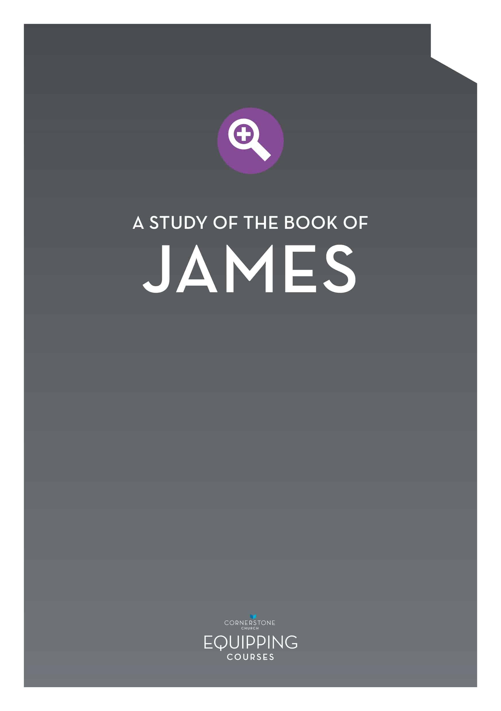 Living What You Believe: A Study Through the Book of James
